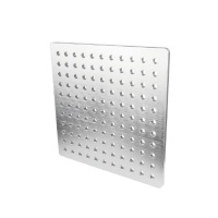 "KUPO KS-1212 12""x12"" Square cheese plate (aluminium) Площадка"