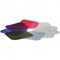 "HENSEL Color and Diffusion Filter Set for 7"" reflector. Комплект цветных фильтров"