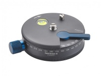 NOVOFLEX Universal panorama panning plate with click stops 16, 30, 36, 48 Площадка для панорамной съёмки.