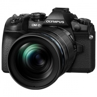 Olympus E-M1 Mark II KIT c объективом EZ-M 12-100 PRO black Фотокамера с объективом