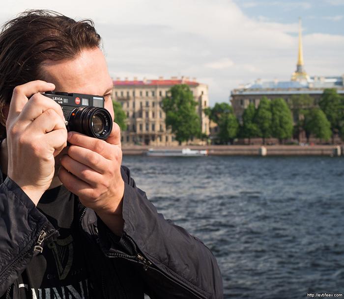 как фотографировать на инфракрасную пленку можно положить зеркало