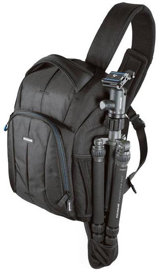 Как присоединить штатив к рюкзаку рюкзак кладоискателя купить